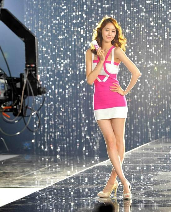 Những sao Hàn sở hữu đôi chân không đẹp 5