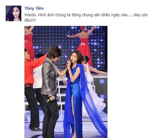 "Đám tang Wanbi Tuấn Anh phủ ""màu trắng"" Facebook sao tuần qua 1"