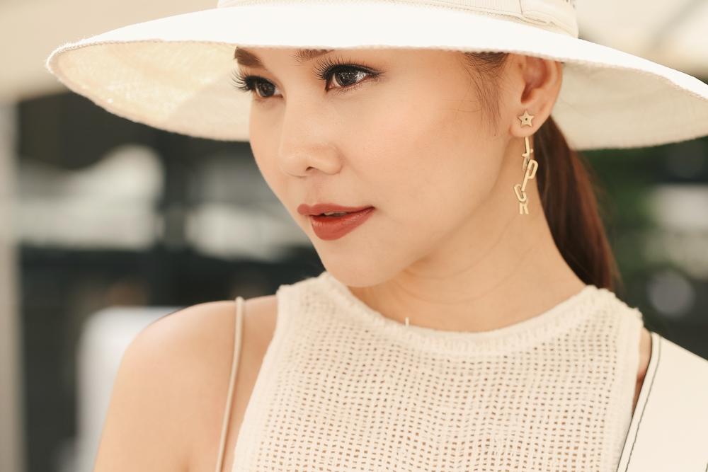Những mỹ nhân trang điểm đẹp nhất show Lâm Gia Khang toàn chọn son cam và nude! - Ảnh 6.