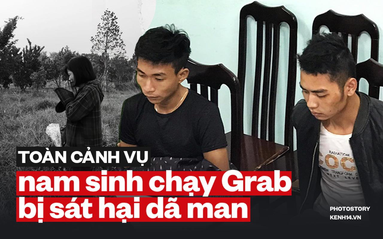 Toàn cảnh vụ nam sinh chạy Grab bị 2 thanh niên sát hại thương tâm ở Hà Nội khiến dư luận phẫn nộ
