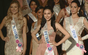 Ngược đời: Trượt giải phụ tại Miss International 2018 nhưng fan Việt lại thở phào nhẹ nhõm cho Thùy Tiên