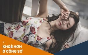 Nằm ngủ ngay sau khi ăn trưa: thói quen dân văn phòng hay mắc phải tiềm ẩn nhiều nguy hại sức khỏe