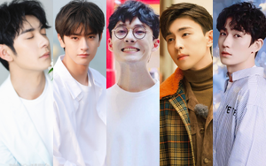 [C-Drama]: Top 5 Chinese actors are so handsome in the first half of 2019