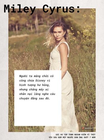 Miley Cyrus: Gái hư chịu trở về hình hài gái ngoan vì trót yêu sâu đậm một người đàn ông suốt 7 năm - Ảnh 4.