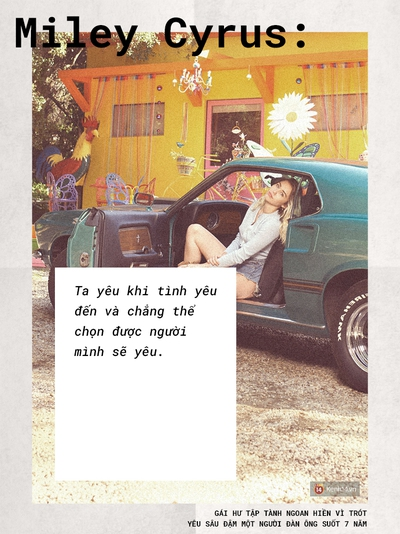 Miley Cyrus: Gái hư chịu trở về hình hài gái ngoan vì trót yêu sâu đậm một người đàn ông suốt 7 năm - Ảnh 2.