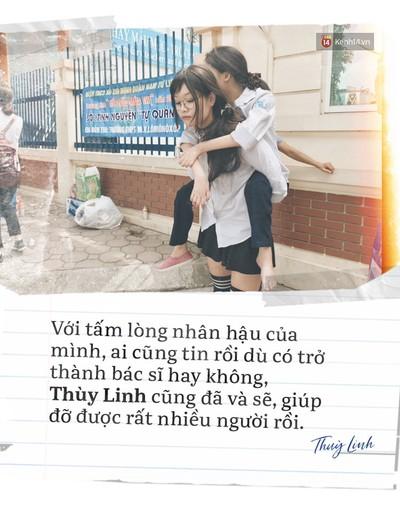 Những câu chuyện đẹp về sự tử tế và tình yêu thương trong kì thi THPT Quốc gia năm 2017 - Ảnh 6.