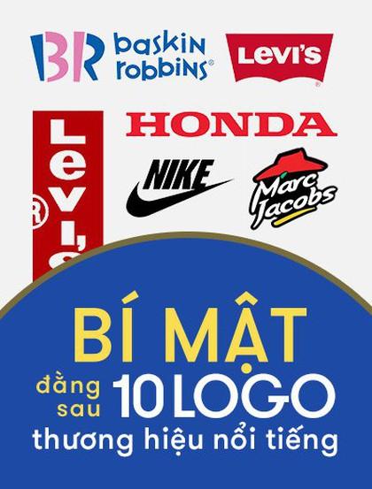 Điều đặc biệt có thể bạn chưa biết về các logo thương hiệu nổi tiếng thế giới