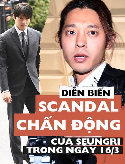 Tiếp tục diễn biến scandal của Seungri ngày 16/3: Thêm tình tiết rúng động sở thích mua dâm, môi giới xuyên quốc gia