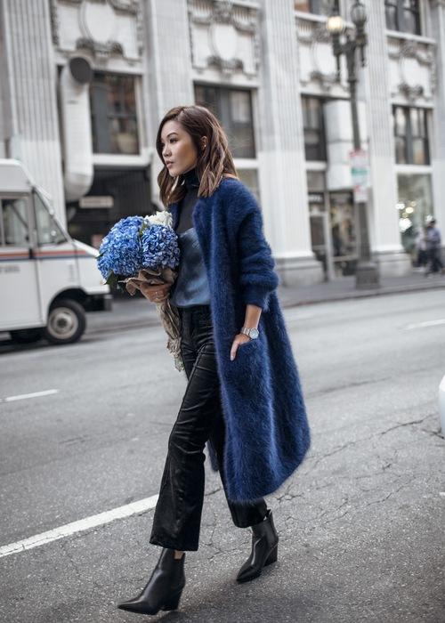 Giới trẻ thế giới sẵn sàng đón năm mới với street style chẳng lồng lộn mà vẫn đẹp rụng rời - Ảnh 8.