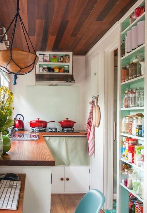 Làm mới không gian bếp chật hẹp thành căn bếp 5 sao lung linh - Ảnh 10.