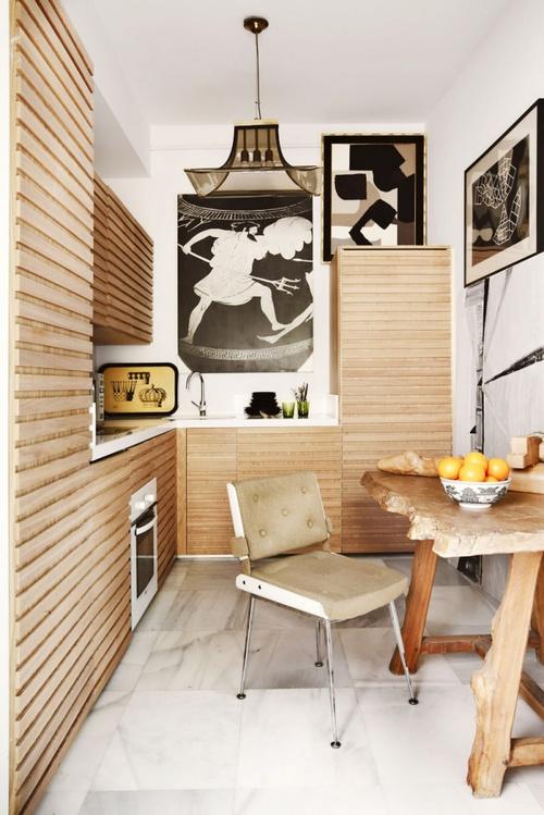 Làm mới không gian bếp chật hẹp thành căn bếp 5 sao lung linh - Ảnh 11.