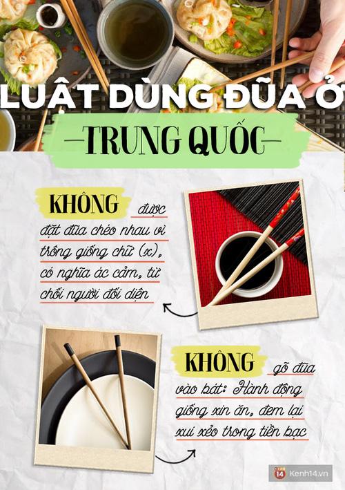 """Người Việt cũng chưa chắc biết hết những quy tắc dùng đũa """"trời ơi đất hỡi"""" này - Ảnh 5."""