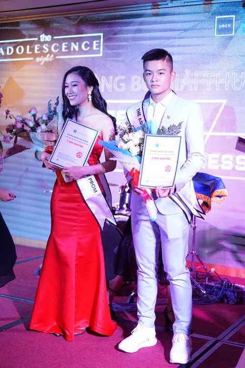 Teen THPT Lê Quý Đôn (TP.HCM) quẩy cực sung trong prom độc lập đầu tiên của trường - Ảnh 18.