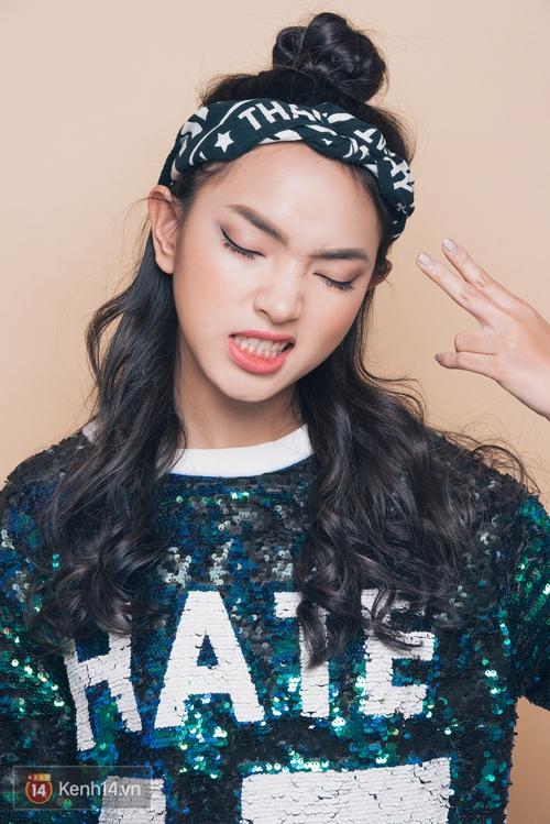 Học hot girl Chou Chou cách make up ngọt ngào đúng kiểu Hàn Quốc để đón Tết - Ảnh 2.