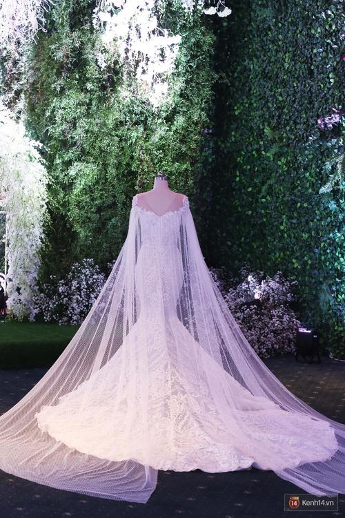 Chiếc váy cưới Trấn Thành đặt riêng cho công chúa nhỏ Hari Won đã được hé lộ! - Ảnh 6.