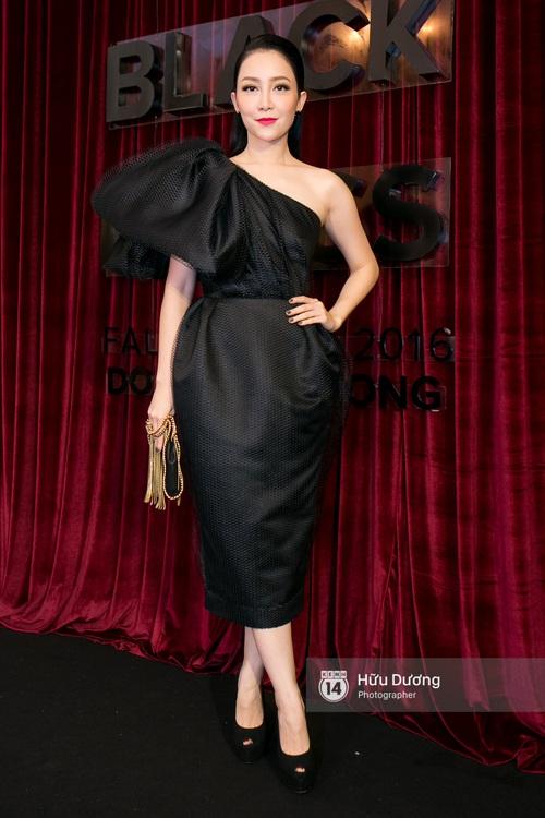 Ma nữ tóc hồng Angela Phương Trinh quá nổi bật, lấn át cả Hoa hậu Kỳ Duyên trên thảm đỏ - Ảnh 9.