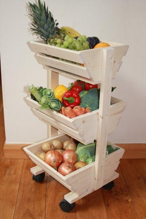 Lưu trữ và bảo quản rau củ cũng là một nghệ thuật - Ảnh 13.