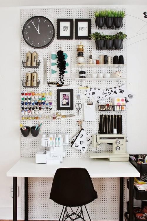 15 ý tưởng nội thất tiết kiệm không gian cứu tinh cho căn hộ chật hẹp - Ảnh 10.