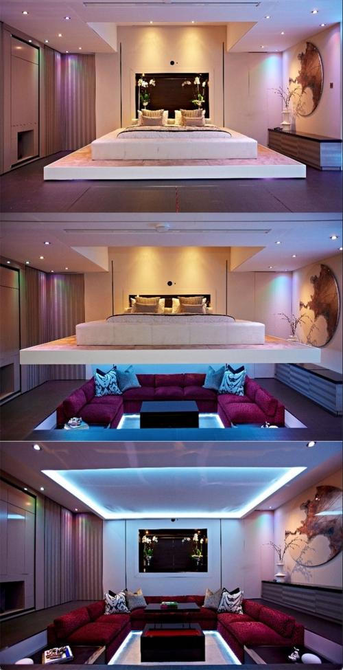 15 ý tưởng nội thất tiết kiệm không gian cứu tinh cho căn hộ chật hẹp - Ảnh 15.