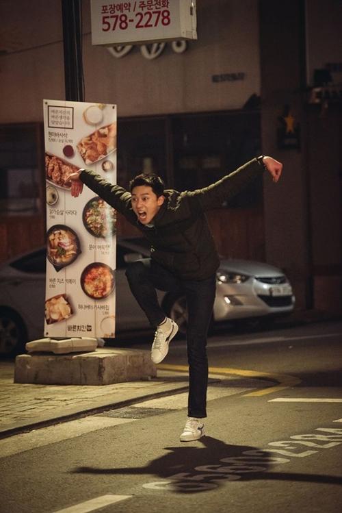 """Park Seo Joon cùng Kang Ha Neul, trở thành cảnh sát tập sự """"phá làng xóm"""""""