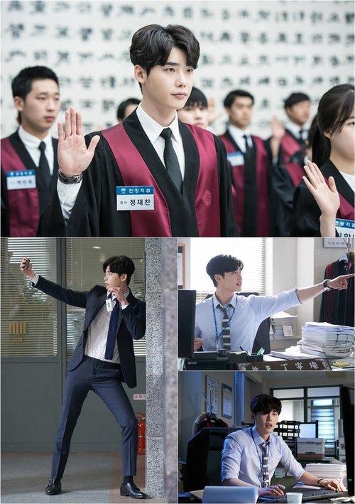 Phim của Lee Jong Suk, Suzy tung poster đẹp ngang ngửa Moonlight, Hậu Duệ - Ảnh 2.