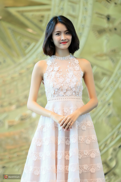 Xuất hiện xinh đẹp như công chúa, Trương Mỹ Nhân gây chú ý khi tiết lộ mẫu hình bạn trai lý tưởng - Ảnh 2.