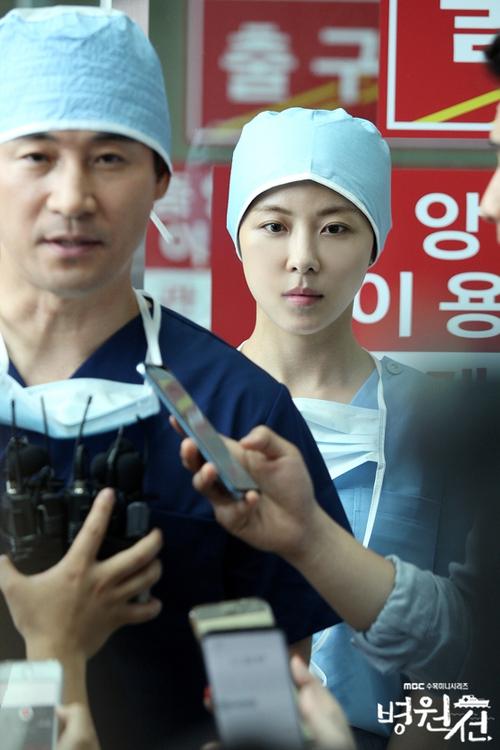 Hospital Ship - Tác phẩm y khoa rất đáng xem của Ha Ji Won - Ảnh 5.