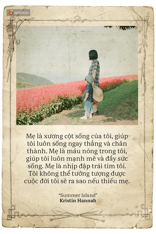Ngày của mẹ, hãy đọc những trích dẫn cảm động này rồi về nhà và ôm mẹ ngay một cái! - Ảnh 1.