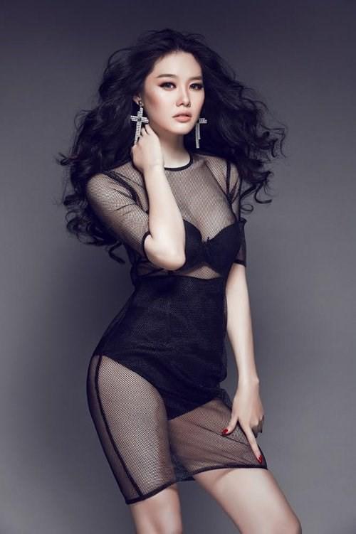 Linh Chi - Bạn gái Lâm Vĩnh Hải gây bất ngờ với dung nhan khác lạ - Ảnh 6.