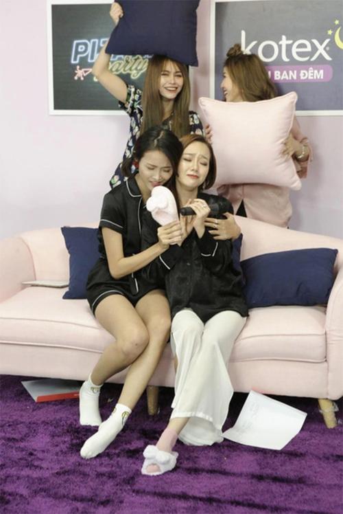 """Sao Việt dễ thương hết cỡ trong """"Pijama Party- Back to school"""" - Ảnh 3."""