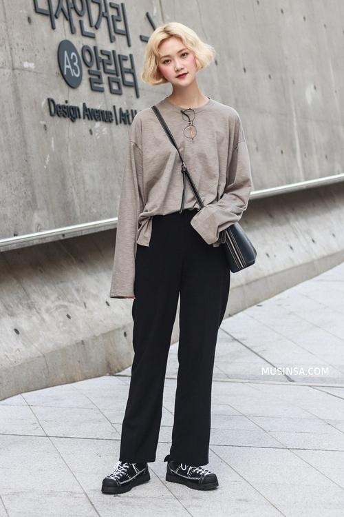 street style - Ảnh 1.