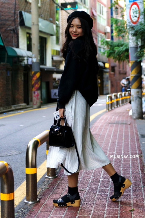 street style - Ảnh 10.