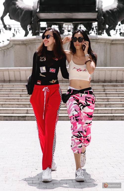 Street style chẳng cần lồng lộn, cứ cao và gầy thì đơn giản cũng thành mặc đẹp của mẫu Việt tuần qua - Ảnh 12.
