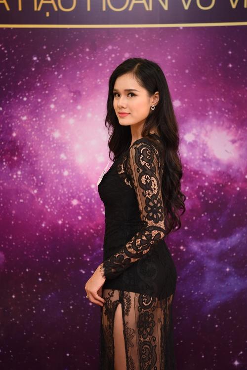 Nhan sắc 10 người đẹp đầu tiên lọt vào Bán kết Hoa hậu Hoàn vũ Việt Nam 2017 - Ảnh 11.