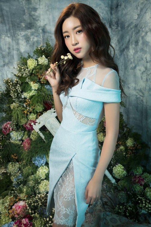 Hoa hậu Việt Nam 2016 Mỹ Linh ngày càng xinh đẹp và khoe vẻ gợi cảm - Ảnh 3.