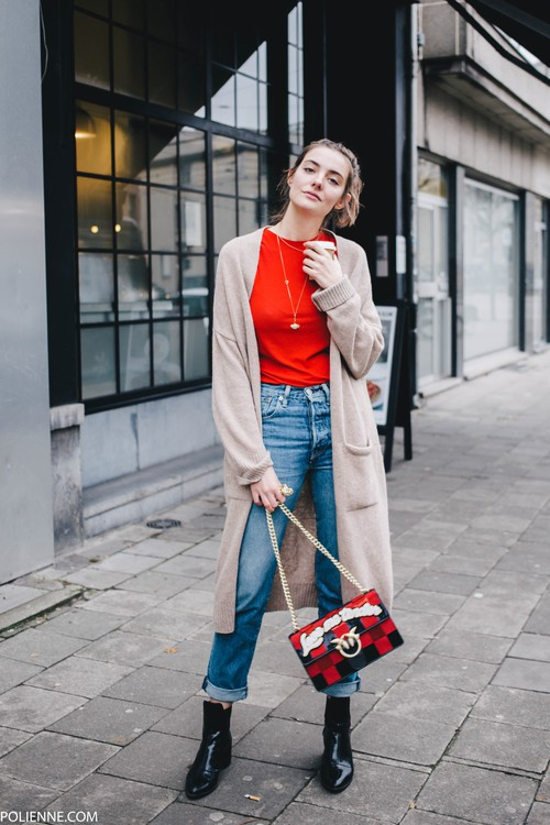 Làm sao để mặc đẹp được như thế? Phát ghen với street style nổi bần bật của giới trẻ thế giới - Ảnh 11.
