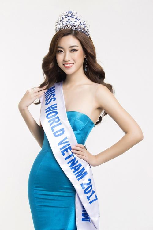 Đỗ Mỹ Linh phải dè chừng những đối thủ xinh đẹp này tại đấu trường nhan sắc Miss World 2017 - Ảnh 1.