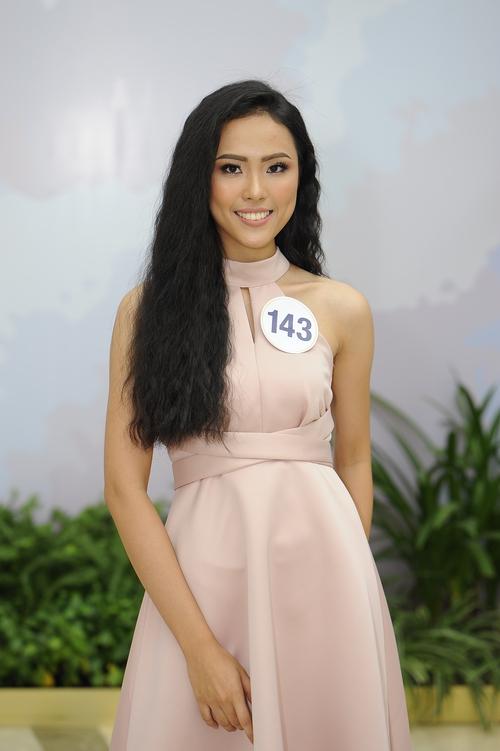 Nhan sắc 10 người đẹp đầu tiên lọt vào Bán kết Hoa hậu Hoàn vũ Việt Nam 2017 - Ảnh 4.