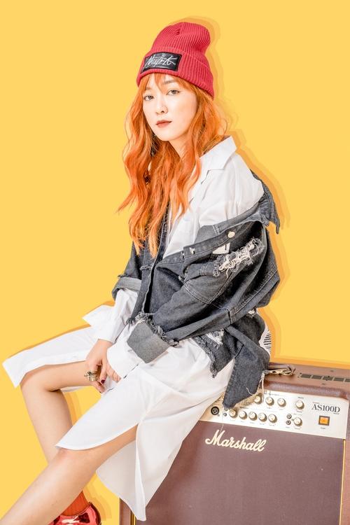 Đinh Hương cũng dần đi theo hướng Kpop, đưa âm nhạc Indie đến gần với khán giả - Ảnh 4.