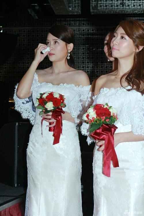 Trần Kiều Ân và nhan sắc ngọt ngào lại một lần nữa đánh bại cả cô dâu lẫn dàn phù dâu trong đám cưới - Ảnh 7.