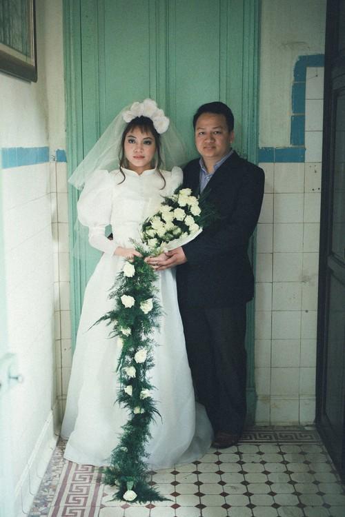 Độc nhất vô nhị: Chụp một lần, cặp đôi tái hiện được tất cả các kiểu lễ cưới Việt Nam trong 100 năm qua! - Ảnh 13.