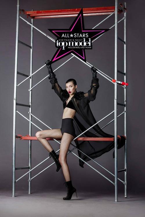 Vietnams Next Top Model mà có thêm dàn mẫu blacklist thì mới vui! - Ảnh 4.