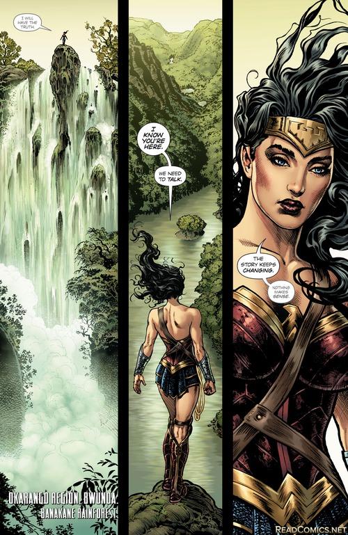 Wonder Woman và trách nhiệm giải đen cho các phim về nữ anh hùng - Ảnh 2.