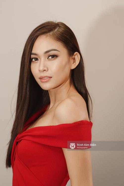 Mâu Thủy: Từ ngai vàng Next Top, vượt qua tai nạn thương tật 47%, lột xác để đến với Hoa hậu Hoàn vũ - Ảnh 3.