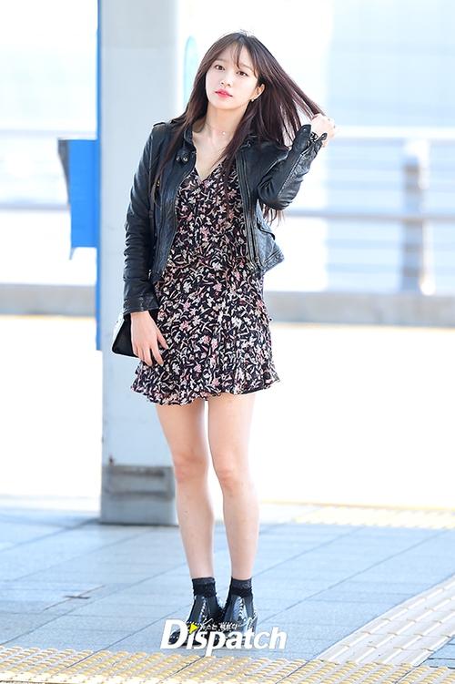Chỉ bằng vài cái hất tóc, mỹ nhân này đã vươn lên đẳng cấp nhan sắc nữ thần của Suzy và Yoona - Ảnh 3.