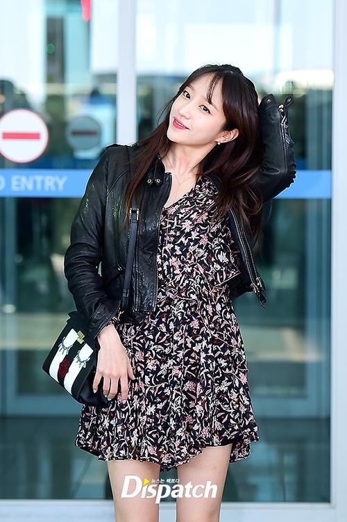 Chỉ bằng vài cái hất tóc, mỹ nhân này đã vươn lên đẳng cấp nhan sắc nữ thần của Suzy và Yoona - Ảnh 5.