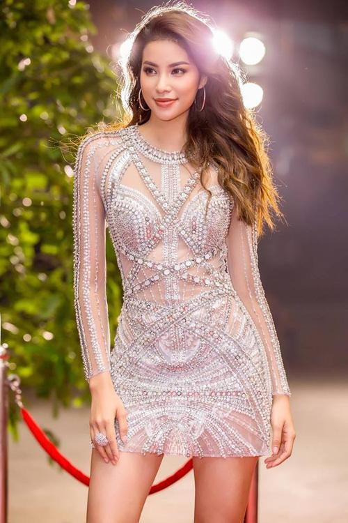 Ai bảo thí sinh Next Top Model không thi Hoa hậu Hoàn vũ được thì lầm to! - Ảnh 2.