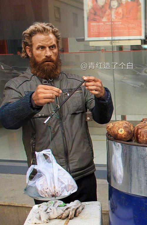Cười bò với bộ ảnh chế nhân vật Game of Thrones lưu lạc sang Trung Quốc - Ảnh 20.