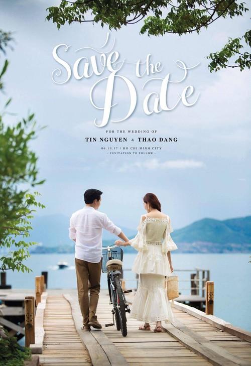 HOT: Hoa hậu Đặng Thu Thảo sẽ lên xe hoa cùng bạn trai Trung Tín vào đầu tháng 10 tới - Ảnh 1.
