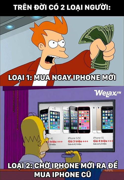 iPhone X vừa ra, thế giới giờ chỉ còn 2 kiểu người - Ảnh 3.
